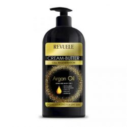 REVUELE® ARGAN OIL Cream-Butter Hand and Body 5 in 1 400ml.