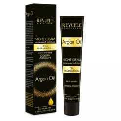 REVUELE® ARGAN OIL Moisturizing Night cream face 50ml.