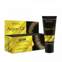 REVUELE® ARGAN OIL Rejuvenating Rinse for Eye Contour 25ml.