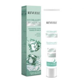 REVUELE® HYDRALIFT HYALURON Hands & Nails Nourishing Cream Instant Softening Effect 50ml.
