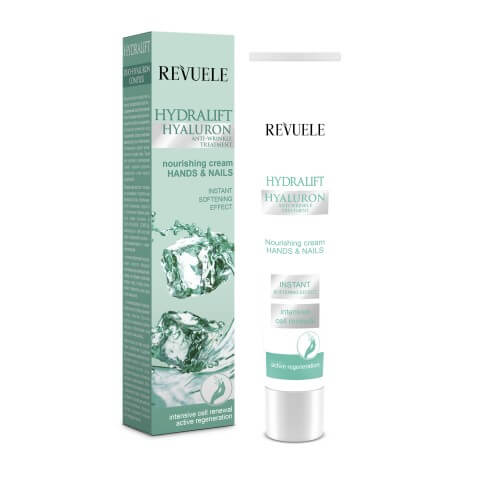 Afbeelding van Revuele Hydralift Hands & Nails Nourishing Cream 50ml.