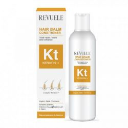REVUELE® Hair Conditioner KERATIN+ Shine and Gloss 200ml.