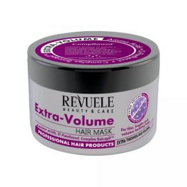 REVUELE® Hair Mask Extra Volume For Thin, Weak And Deprived Of Volume 500ml.