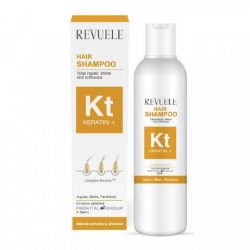 REVUELE® Hair Shampoo KERATIN+ Shine and Gloss 200ml