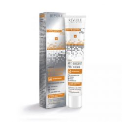REVUELE® VITANORM C+Energy Night anti-oxidant face cream 50ml