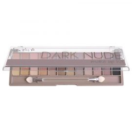 Lovely Nude Make Up Kit Dark