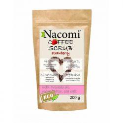 Nacomi Coffee Scrub - Strawberry 200g