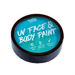 Splashes & Spills 18g UV Face & Body Cake Paint - Blue