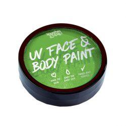 Splashes & Spills 18g UV Face & Body Cake Paint - Green