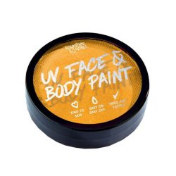 Splashes & Spills 18g UV Face & Body Cake Paint - Orange