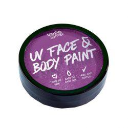 Splashes & Spills 18g UV Face & Body Cake Paint - Purple