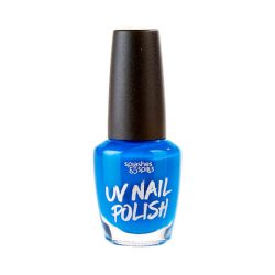 Splashes & Spills UV Nail Polish - Blue
