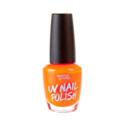 Splashes & Spills UV Nail Polish - Orange