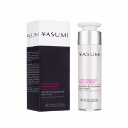 Yasumi Sensitive & Couperose Skin Cream 50ml.