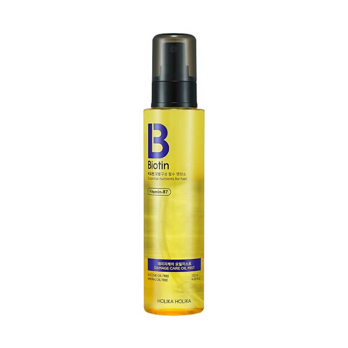 Afbeelding van Holika Holika Biotin Damage Care Oil Mist 120ml.