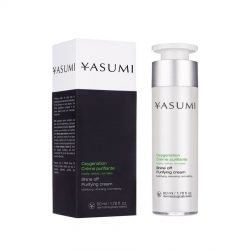 Yasumi Shine OFF Purifying Cream 100ml.