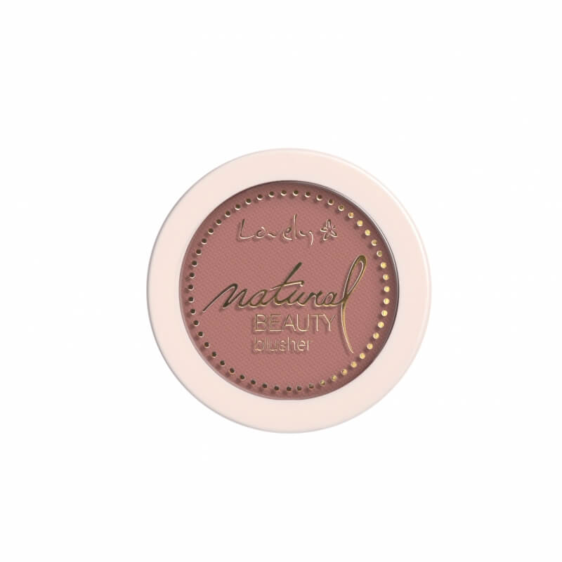 Afbeelding van Lovely Blusher Natural Beauty #4