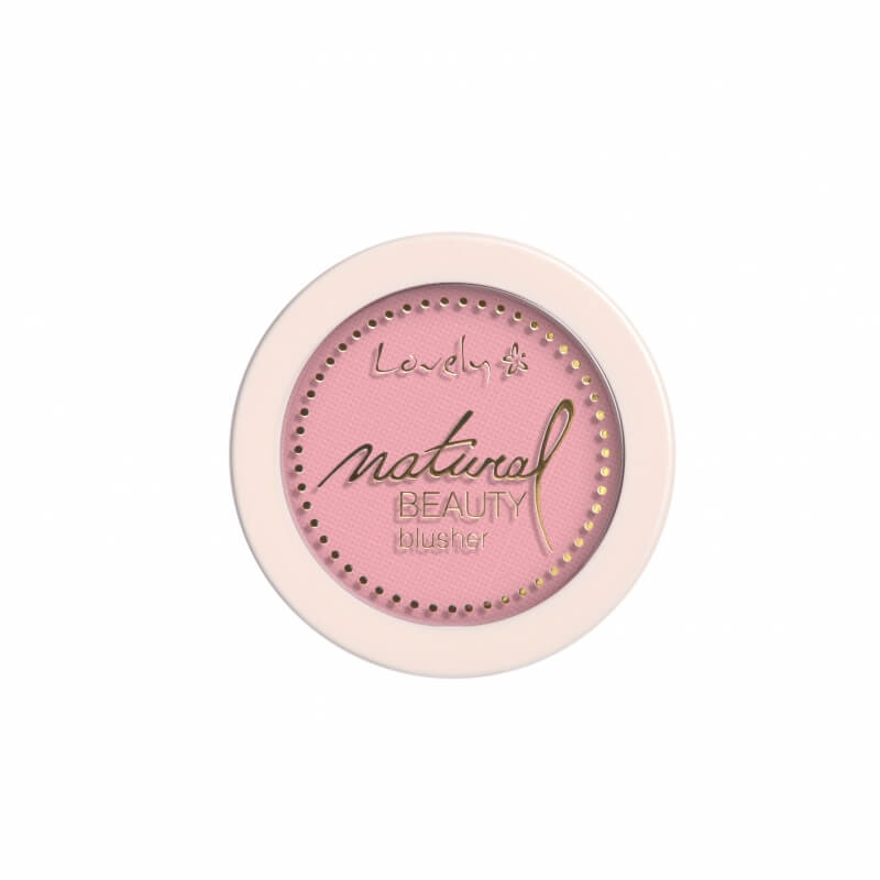 Afbeelding van Lovely Blusher Natural Beauty #5