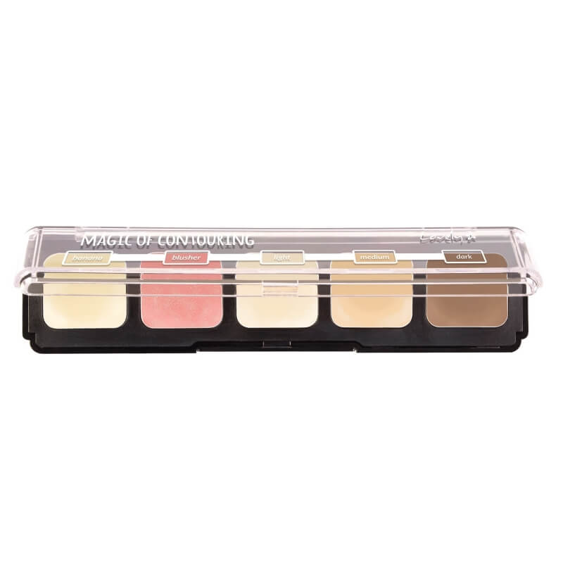 Afbeelding van Lovely Face Contouring Palette Magic Of Contouring