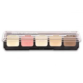 Lovely Face Contouring Palete Magic Of Contouring