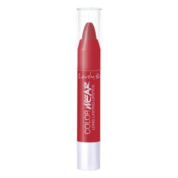Afbeelding van Lovely Lipstick Color Wear Long Lasting #1