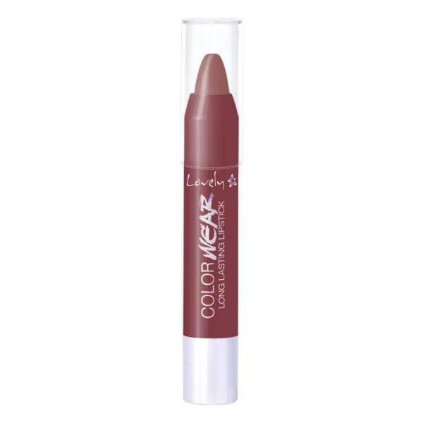Afbeelding van Lovely Lipstick Color Wear Long Lasting #4