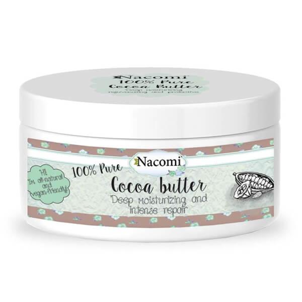 Afbeelding van Nacomi Pure Cocoa Butter 100ml.