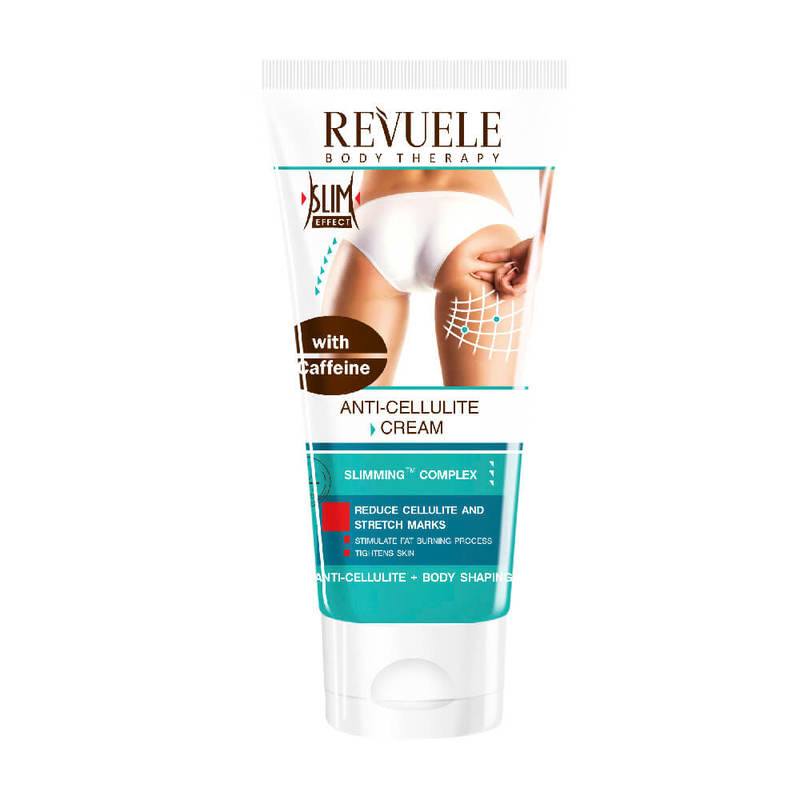 revuele slim detox anti cellulite cream met caffeine 200ml. Black Bedroom Furniture Sets. Home Design Ideas