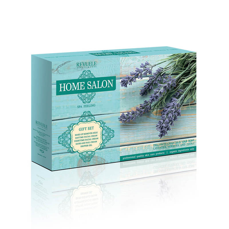 Afbeelding van REVUELE® Giftset Home Salon French Spa