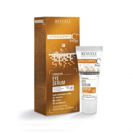 REVUELE® VITANORM C+Energy Hydrogel Oog Serum 25ml.