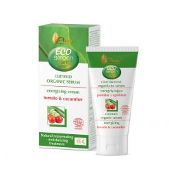 AVA Cosmetics - Eco Garden - Certified Organic Serum tomato & cucumber 30ml.