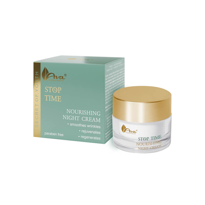 Afbeelding van AVA Cosmetics Stop Time Night Cream 50ml.