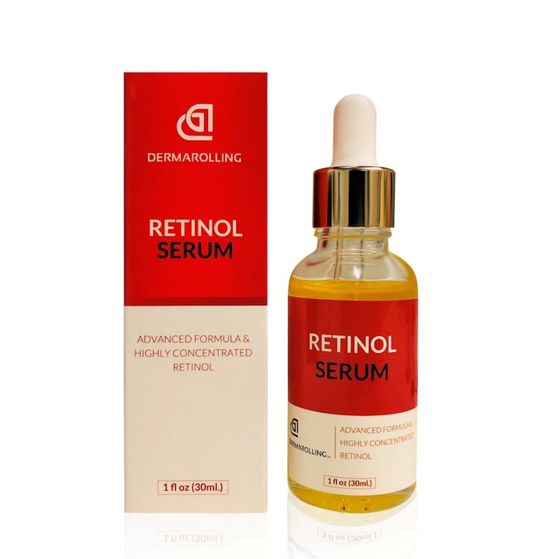 Afbeelding van Dermarolling Retinol Rejuvenating Serum 30ml.