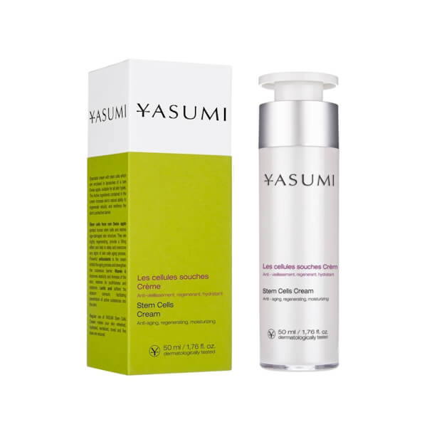 Yasumi Stem Cells Day Cream 50ml Online Kopen Dermarollingnl