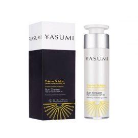 Yasumi Sun Cream High Protection SPF 30 50ml.