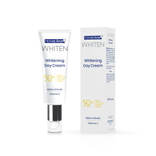Afbeelding van Novaclear Whiten Whitening Day Cream SPF50 50 ml.