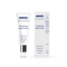 Novaclear Whiten Whitening Night Cream 50 ml.