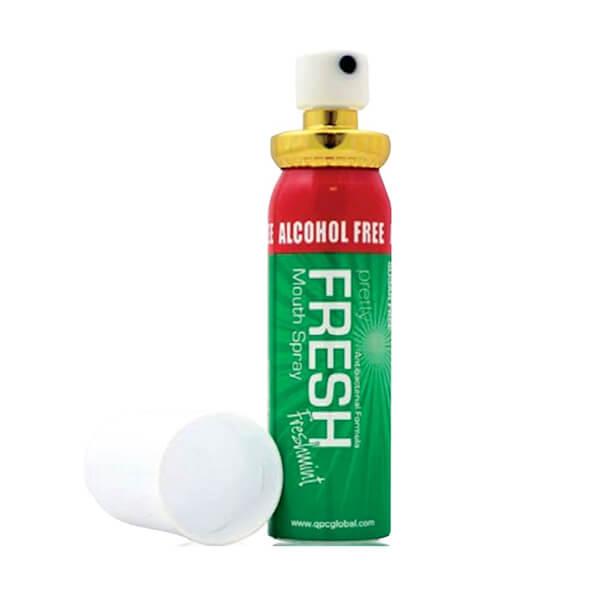 Afbeelding van Pretty Breath Freshener Spray - Freshmint (Alcohol Free)