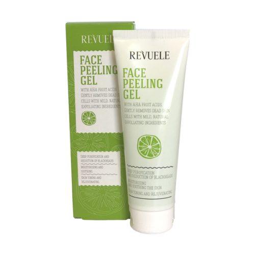 Revuele Face Peeling Gel with Fruit AHA Acids 80ml