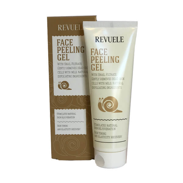 Afbeelding van Revuele Face Peeling Gel With Snail Extract 80ml.