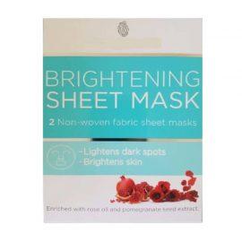 Skin Academy Brightening sheet masks