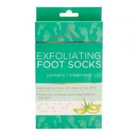 Skin Academy Exfoliating Foot Socks
