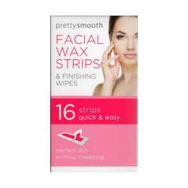 Skin Academy Facial Wax Strips