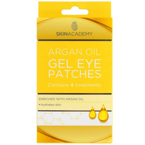 Afbeelding van Skin Academy Gel Eye Patches - Argan Oil