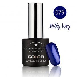 Cosmetics Zone UV/LED Hybrid Gel Nagellak 7ml. Milky Way 079