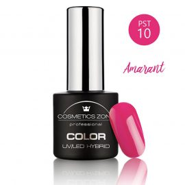 Cosmetics Zone UV/LED Hybrid Gel Nagellak 7ml. Amarant PST10