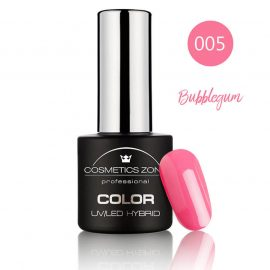 Cosmetics Zone UV/LED Hybrid Gel Nagellak 7ml. Bubblegum 005