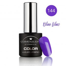 Cosmetics Zone UV/LED Hybrid Gel Nagellak 7ml. Blue Lilac 144