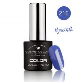 Cosmetics Zone UV/LED Hybrid Gel Nagellak 7ml. Hyacinth 216