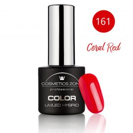 Cosmetics Zone UV/LED Hybrid Gel Nagellak 7ml. Coral Red 161